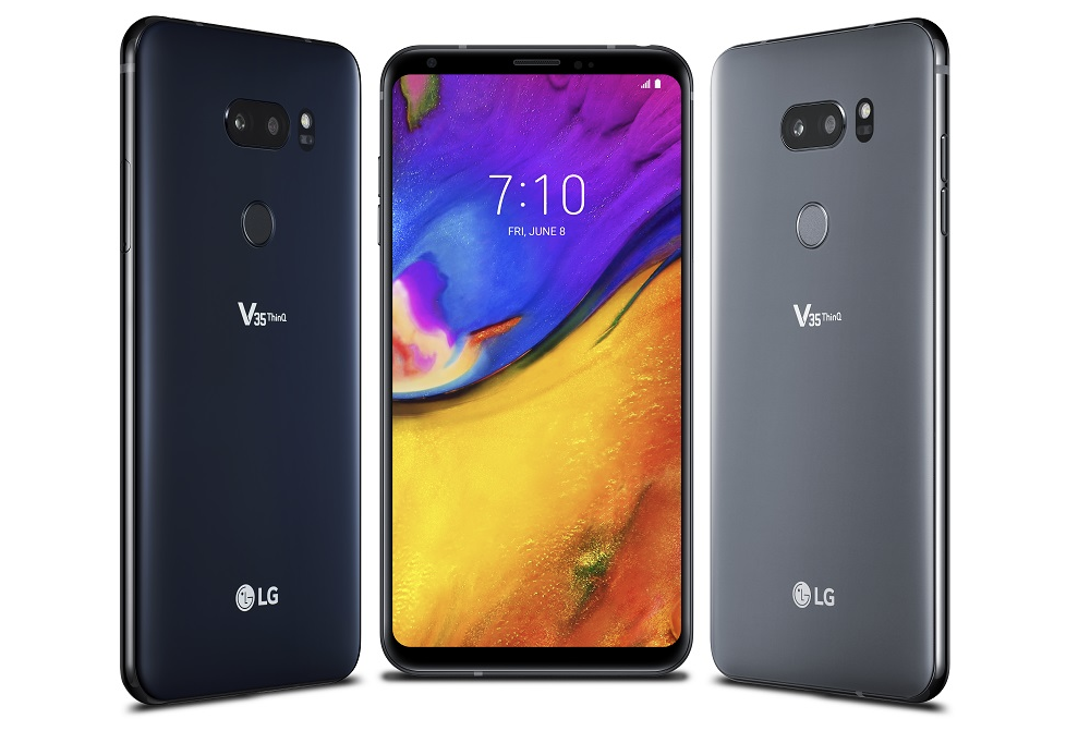 AT&T LG V35 ThinQ now receiving Android Pie update