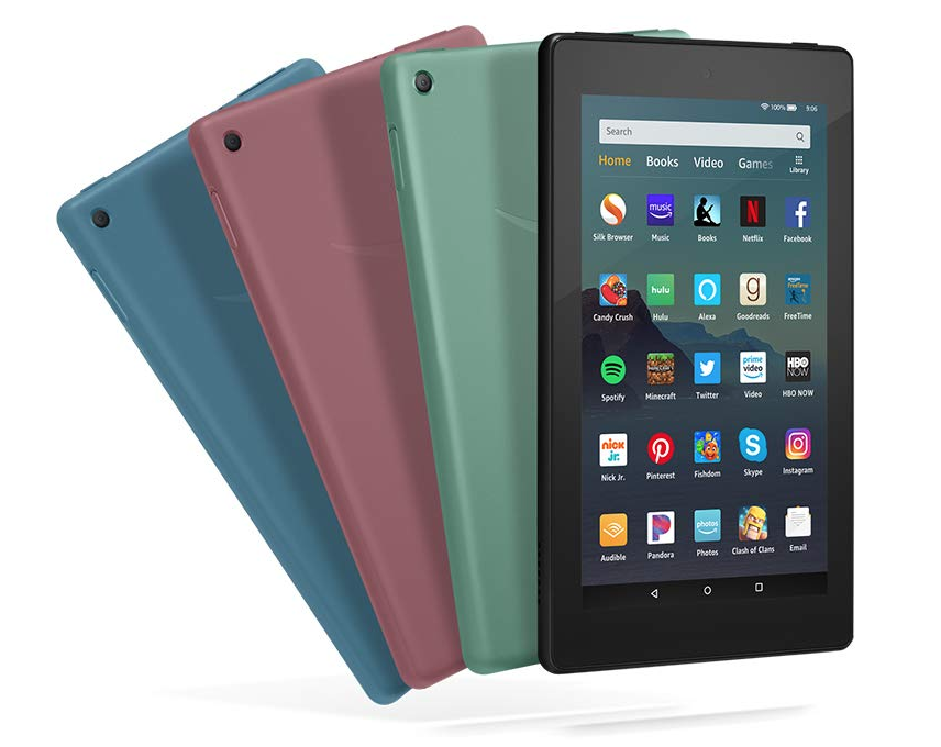 Kindle Fire 7 is down to $36 apiece in 3-pack deal, just in