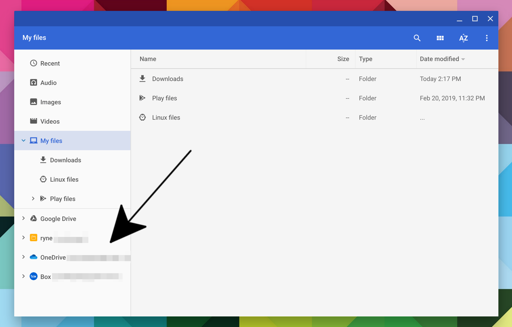 Chrome OS will soon show cloud storage apps natively in Files — but