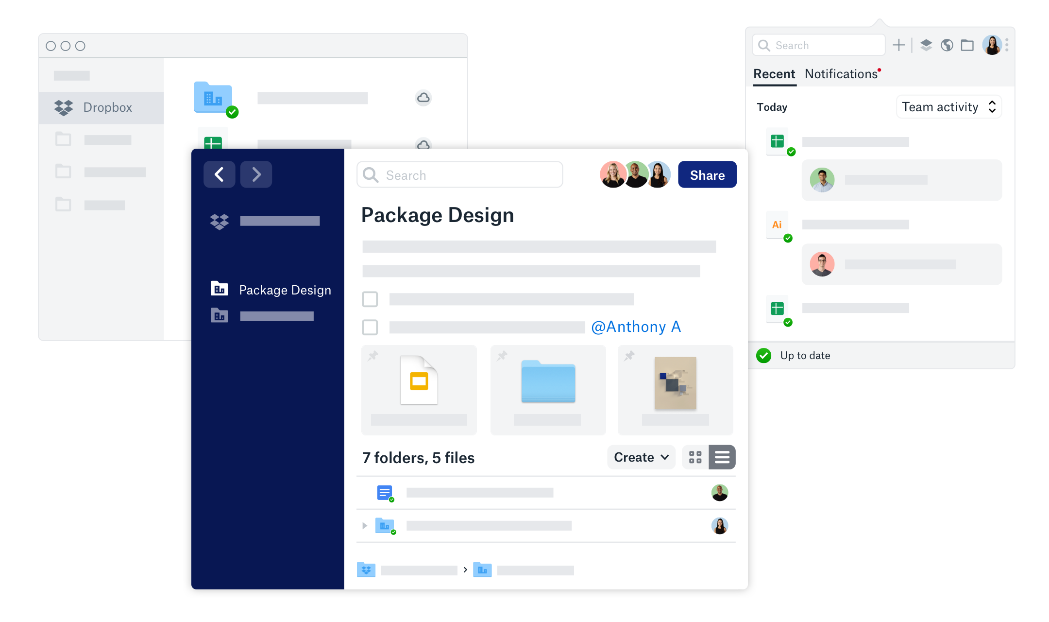 Dropbox's new desktop app is a radical overhaul