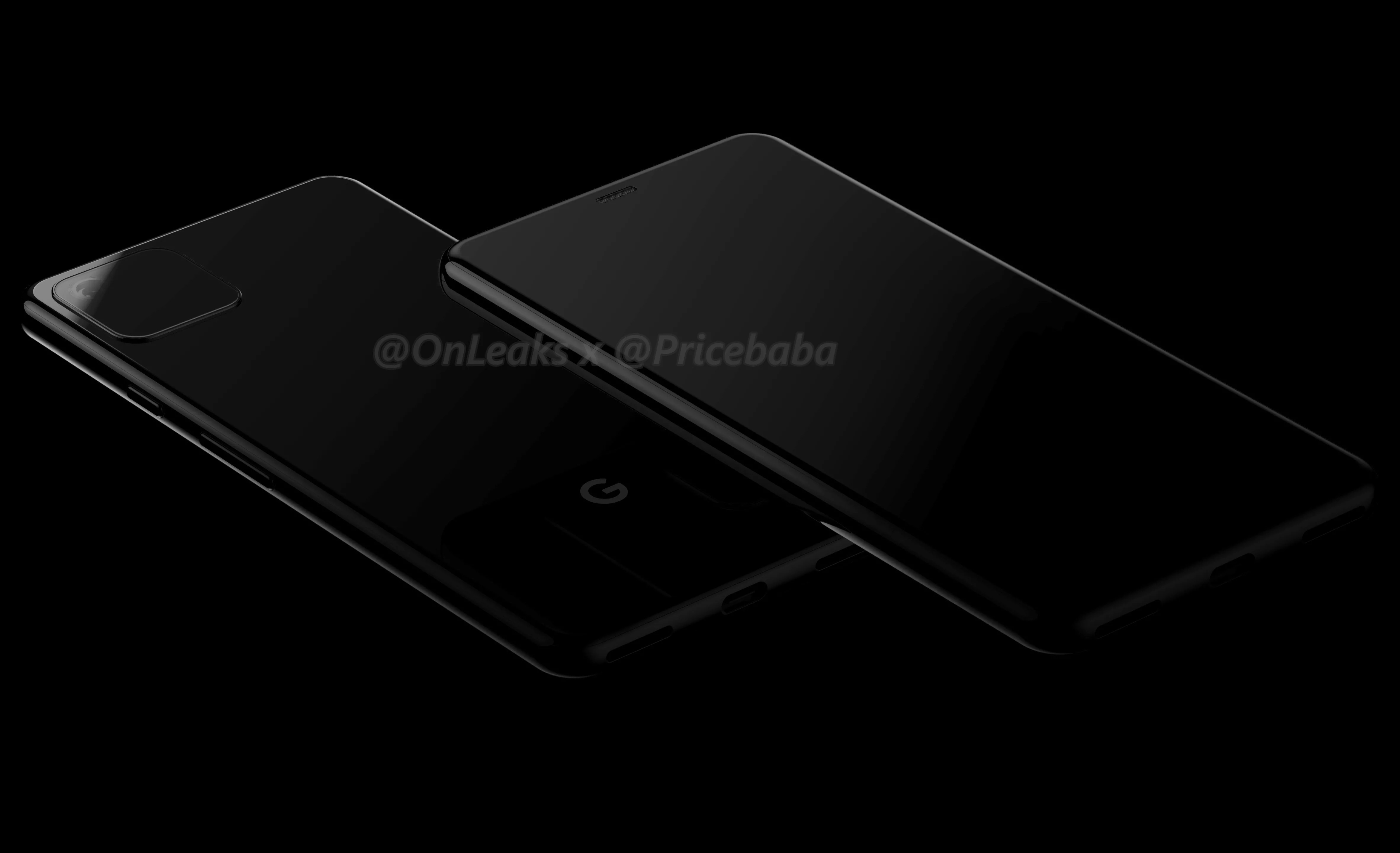 Google Pixel 4 leaked schematics show square camera bump, missing fingerprint scanner