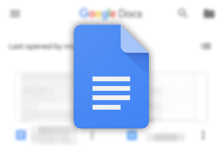Update: Sheets and Slides too] Google Docs testing refreshed