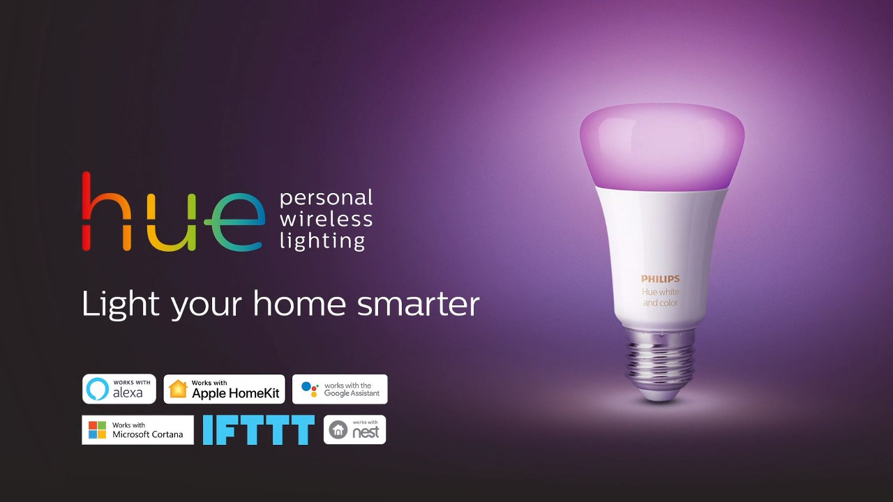 Philips Hue Rumored To Launch Its First Edison Style Smart