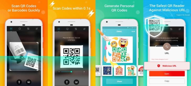 Qr Code Scanner App Store