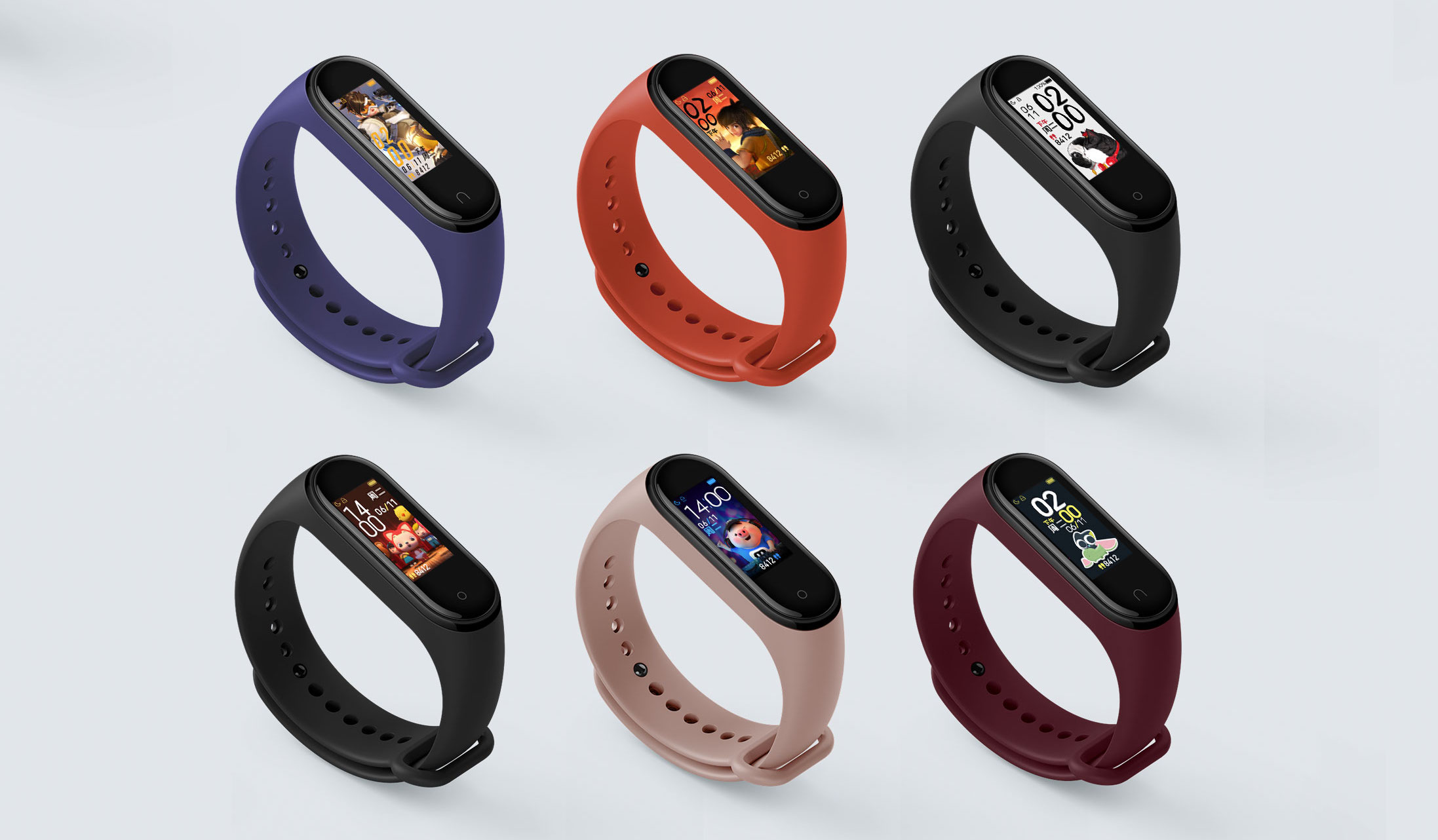 Xiaomi unveils Mi Band 4 fitness tracker with color screen, NFC, and
