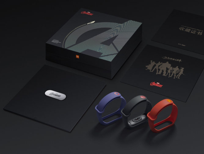 Xiaomi unveils Mi Band 4 fitness tracker with color screen