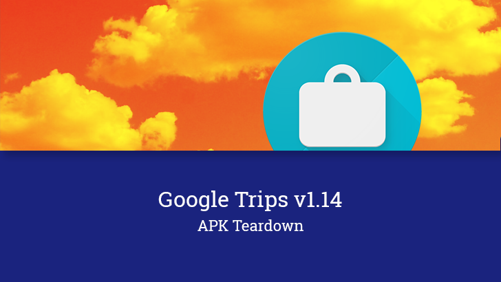 Update: Dead, RIP] Google is preparing to shut down the Trips app