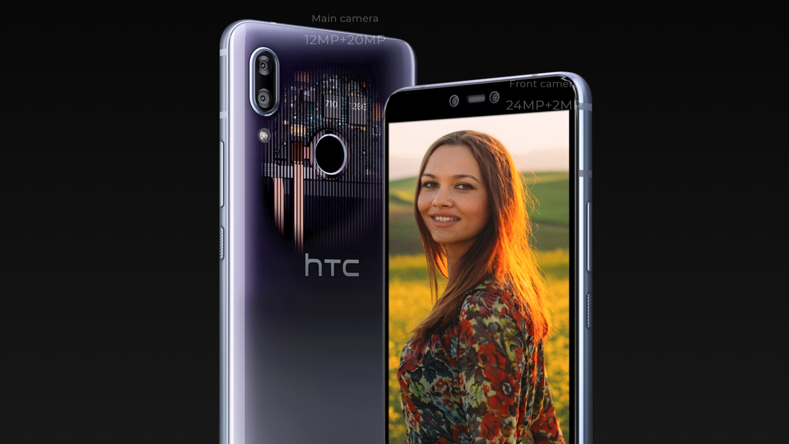 HTC U19e with Snapdragon 710 SoC & Desire 19+ Smartphones Launched in Taiwan