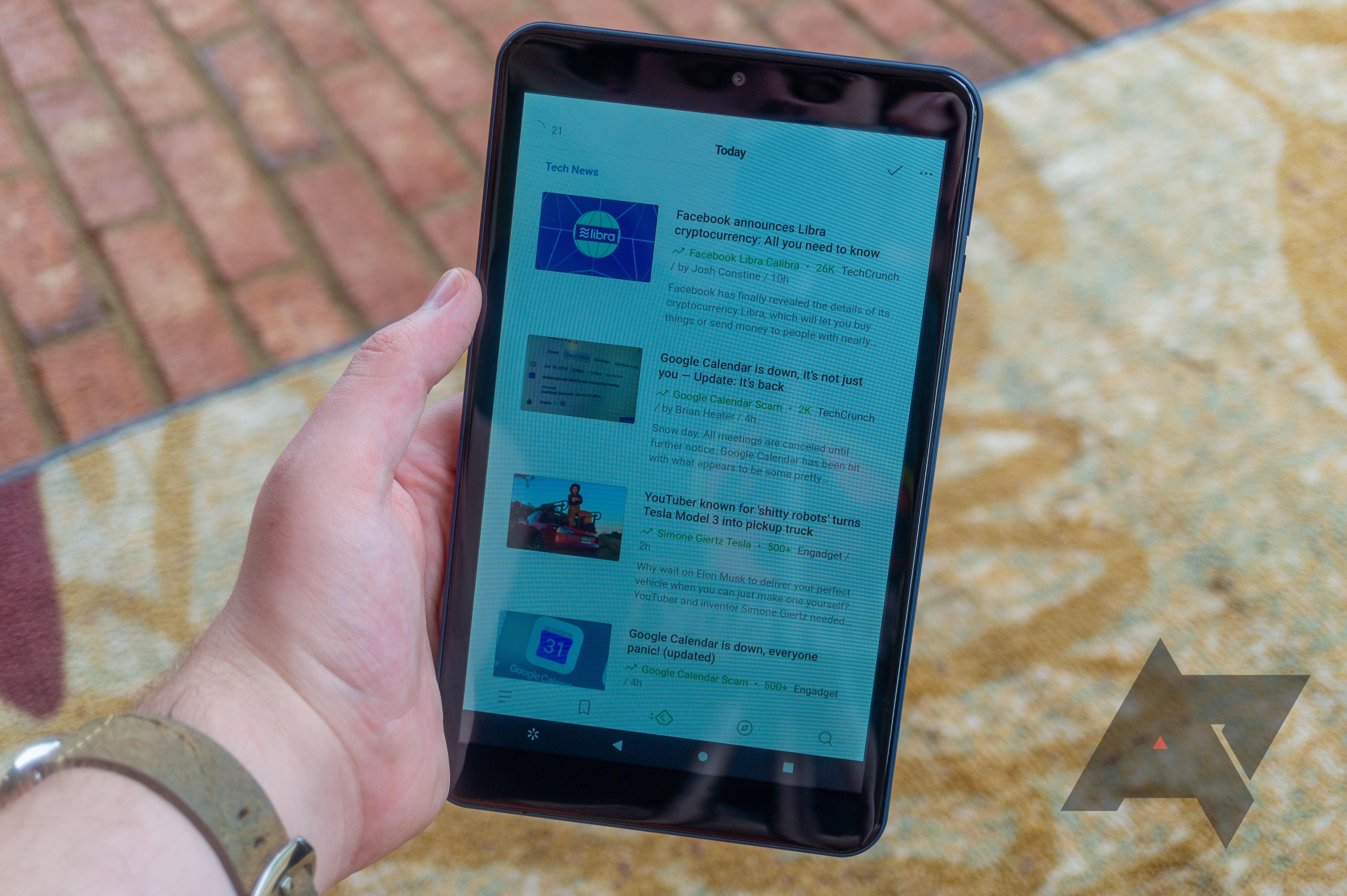 Walmart Onn 8 review: This $65 tablet is better than you'd think