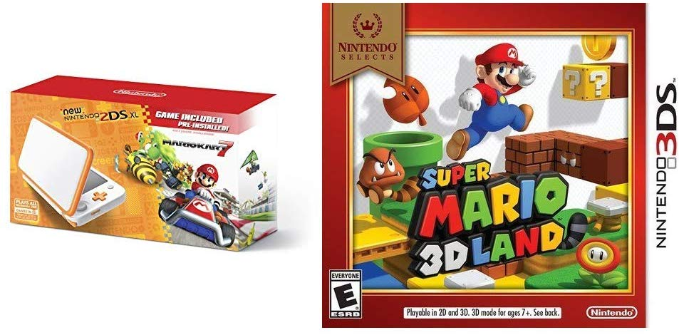 Prime Day deal on New 2DS XL steals Nintendo Switch promo's thunder