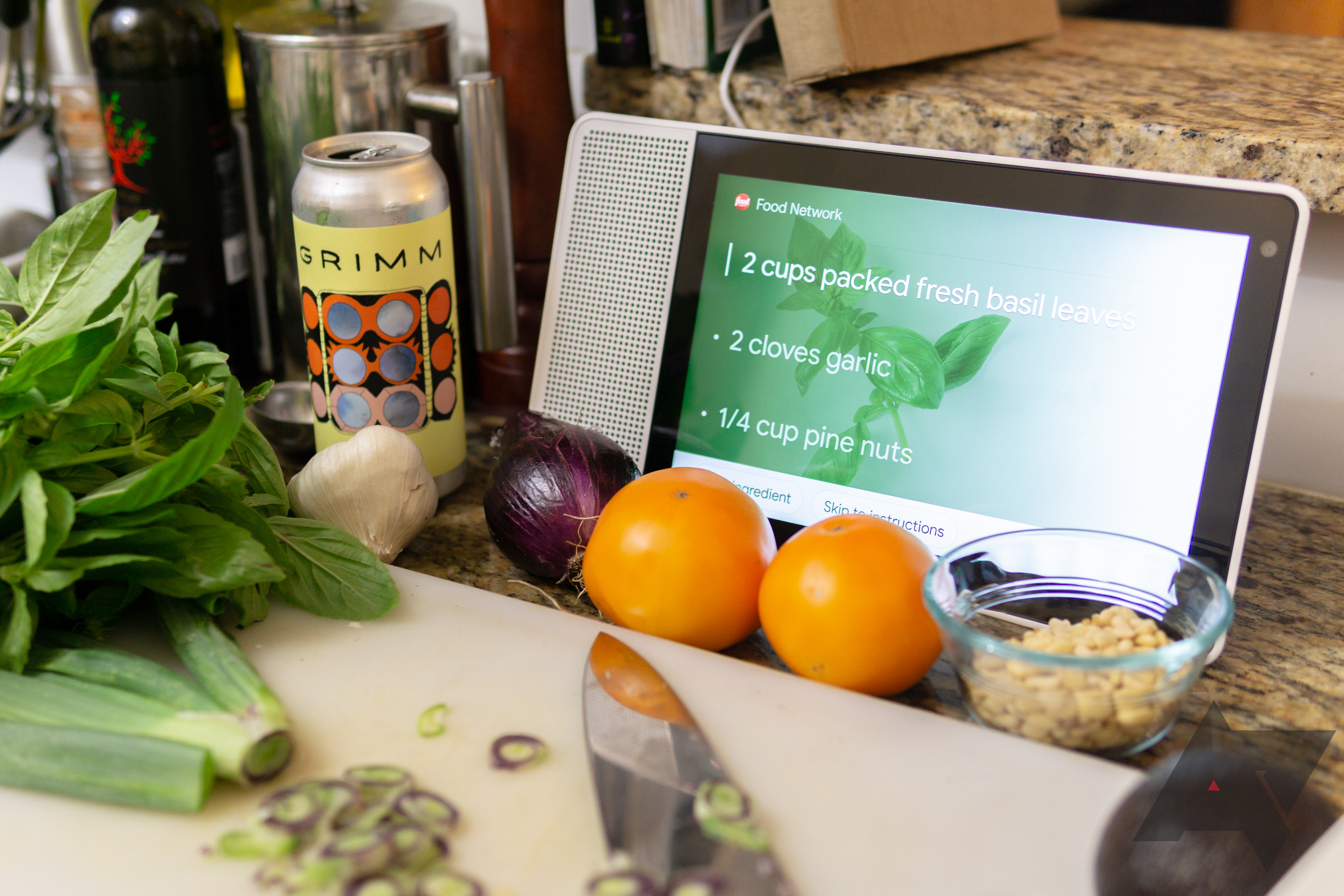 I wish Google's Smart Displays were the kitchen companions they promised to be