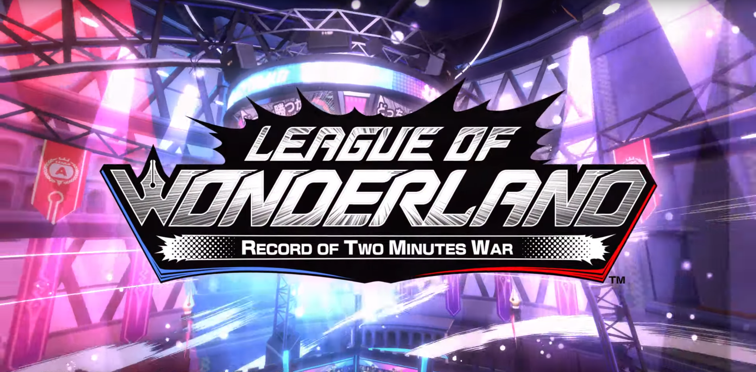 [Update: Coming Sept. 30] League of Wonderland is a new strategy battle game from Sega, and it's available for pre-registration