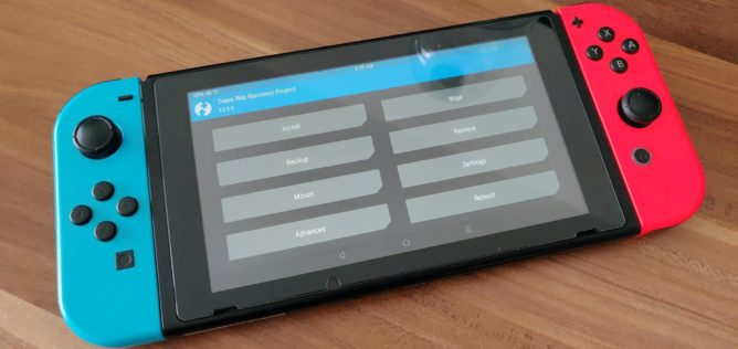 Nintendo Switch expected to get unofficial Android ROM within the