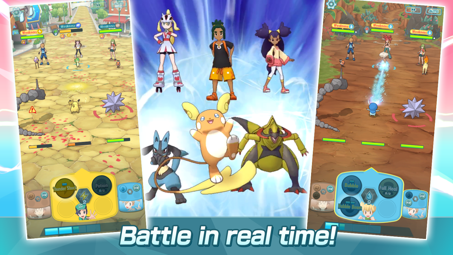 Pokemon Masters Offers Interesting Ways to Learn More About Famous Trainers