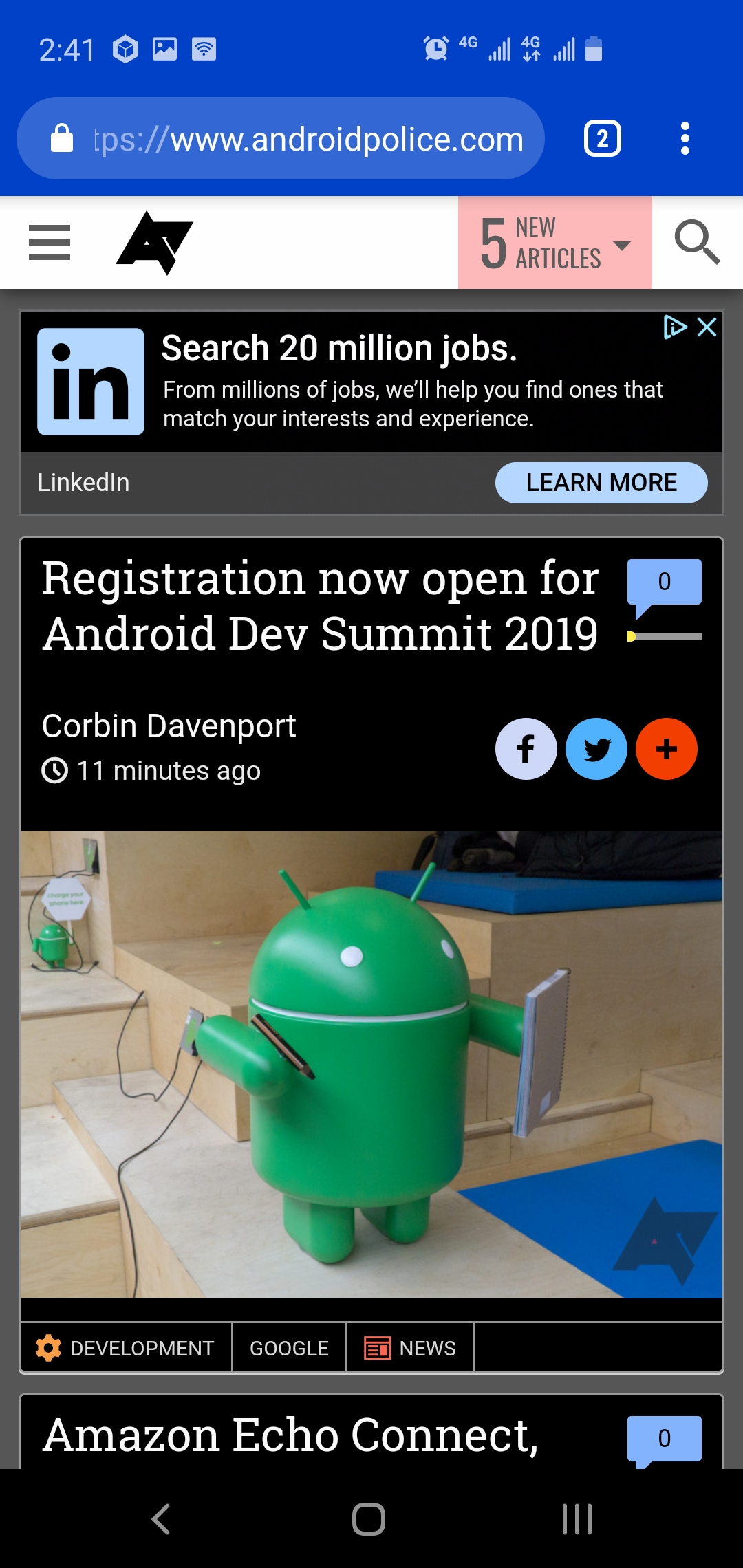 15 tips and tricks for Google Chrome on Android (2019 edition)