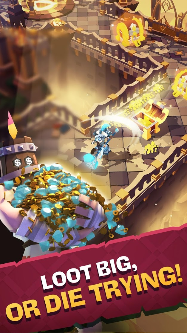 Ubisoft's action RPG 'The Mighty Quest for Epic Loot' is available