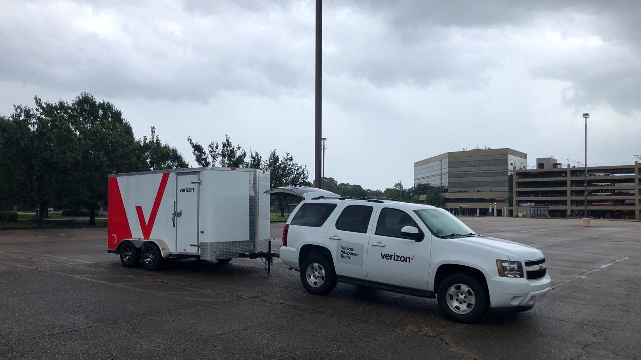 Verizon, AT&T, and Sprint waive cellular fees for Hurricane Barry victims