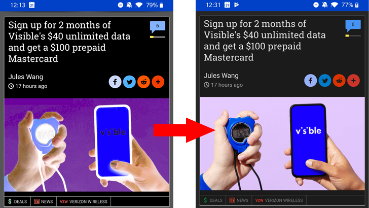 Dark Mode For Chrome Webpage Content No Longer Inverts Image