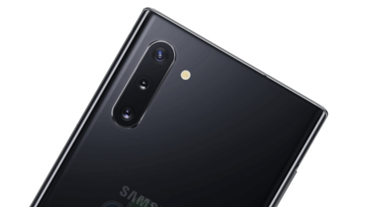 Galaxy Note 10 and Note 10+ official press images leak, showing off new gradient color scheme