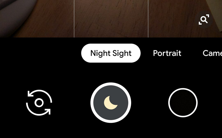 Update: APK available] Google Camera will promote Pixel's Night