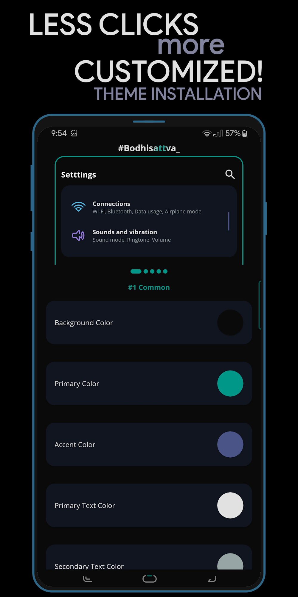 Hex Installer enables Substratum-like theming for Samsung