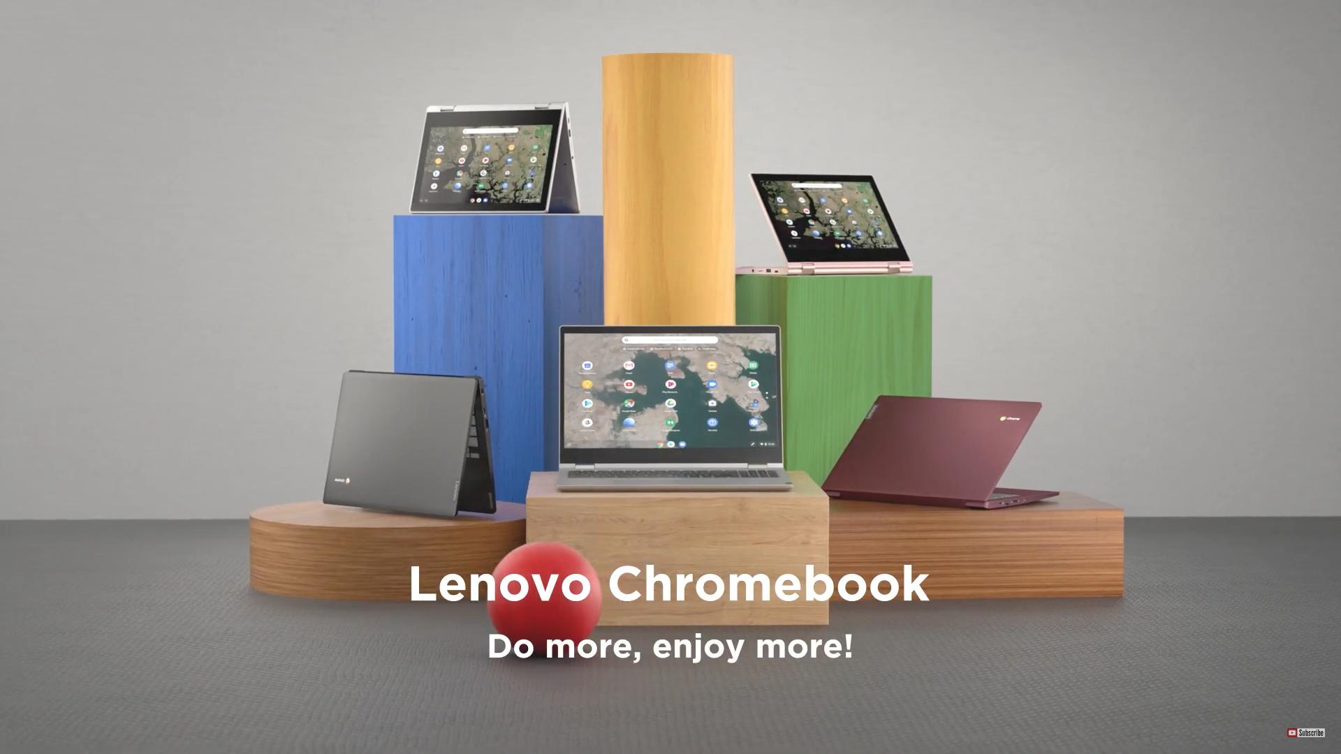 [Update: Official] Lenovo teases 3 new Chromebooks, moving from MediaTek chips to Intel 8th Gen