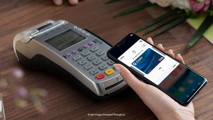 LG Pay debuts in US with magstripe reading and cash back rewards program