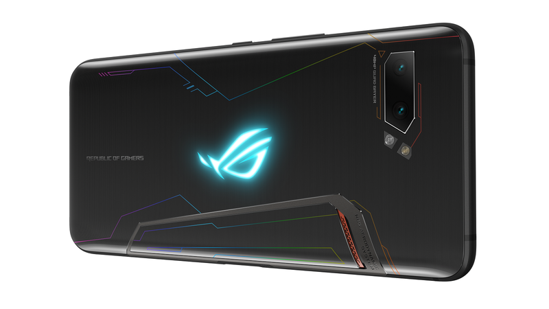 Asus ROG Phone II is officially a beast: SD 855 Plus, 120Hz