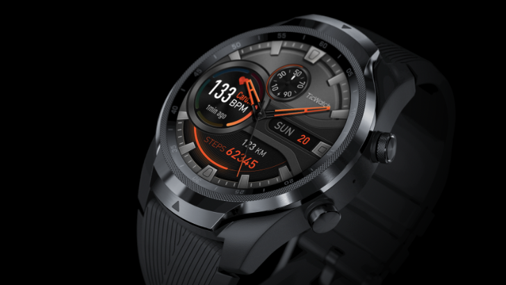 [Update: 4G can now be activated] Mobvoi launches a revamped version of the TicWatch Pro with 4G/LTE