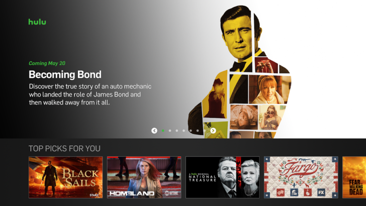 Hulu resurrects Android TV app after 4 years, adds profiles and Live TV