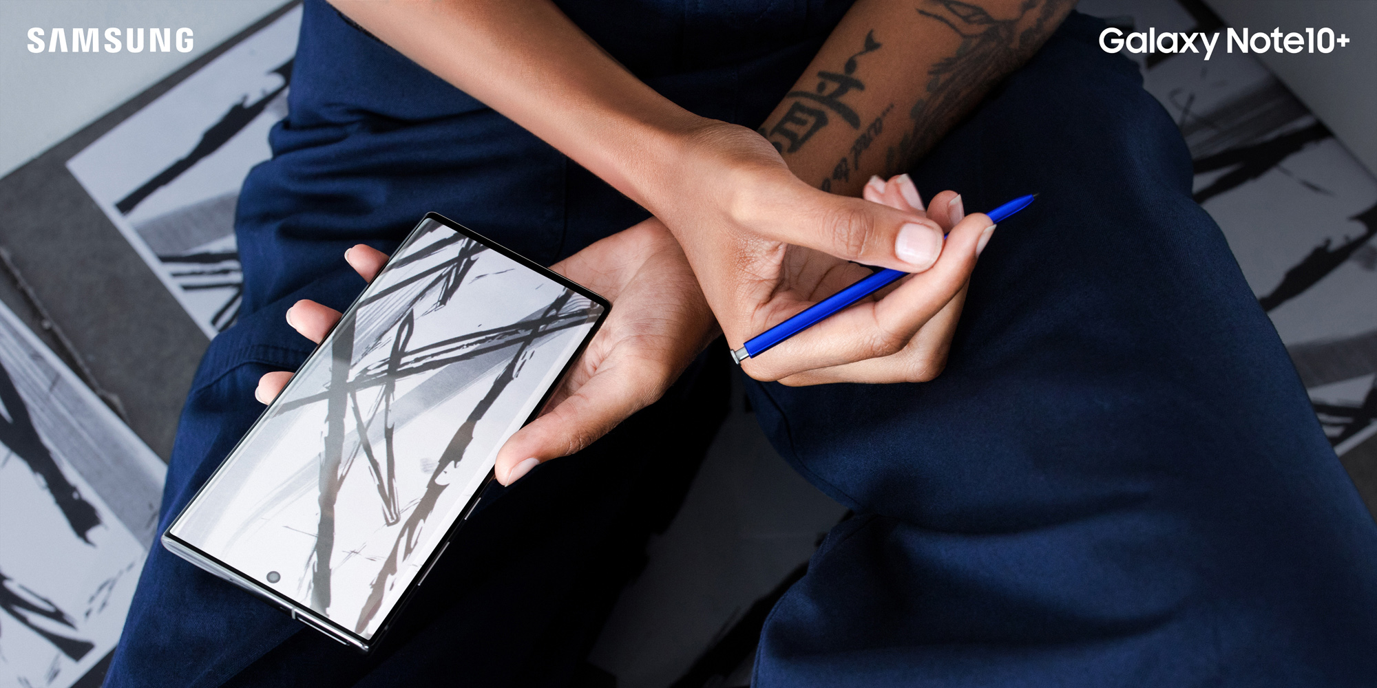 Samsung launches Galaxy Note 10