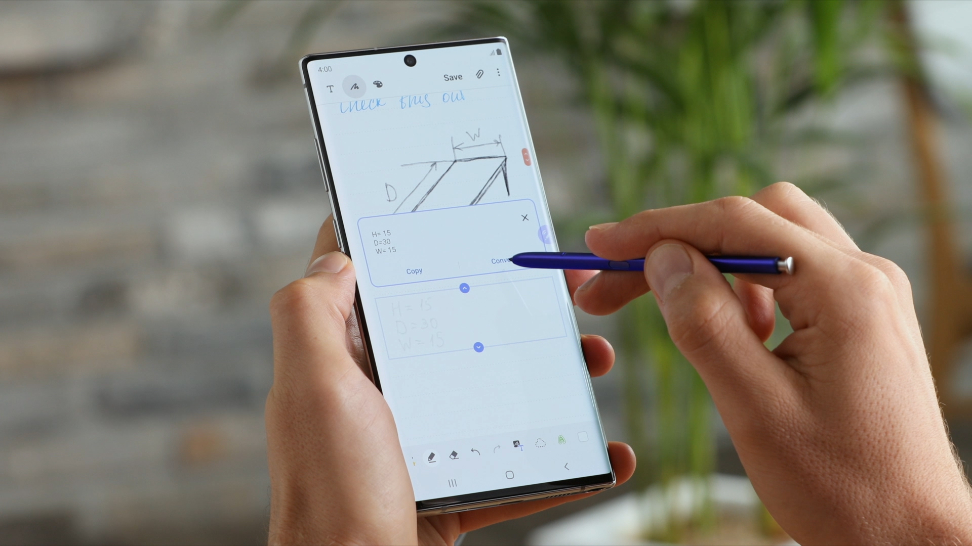 Samsung Galaxy Note 10 enhances software with Microsoft's aid