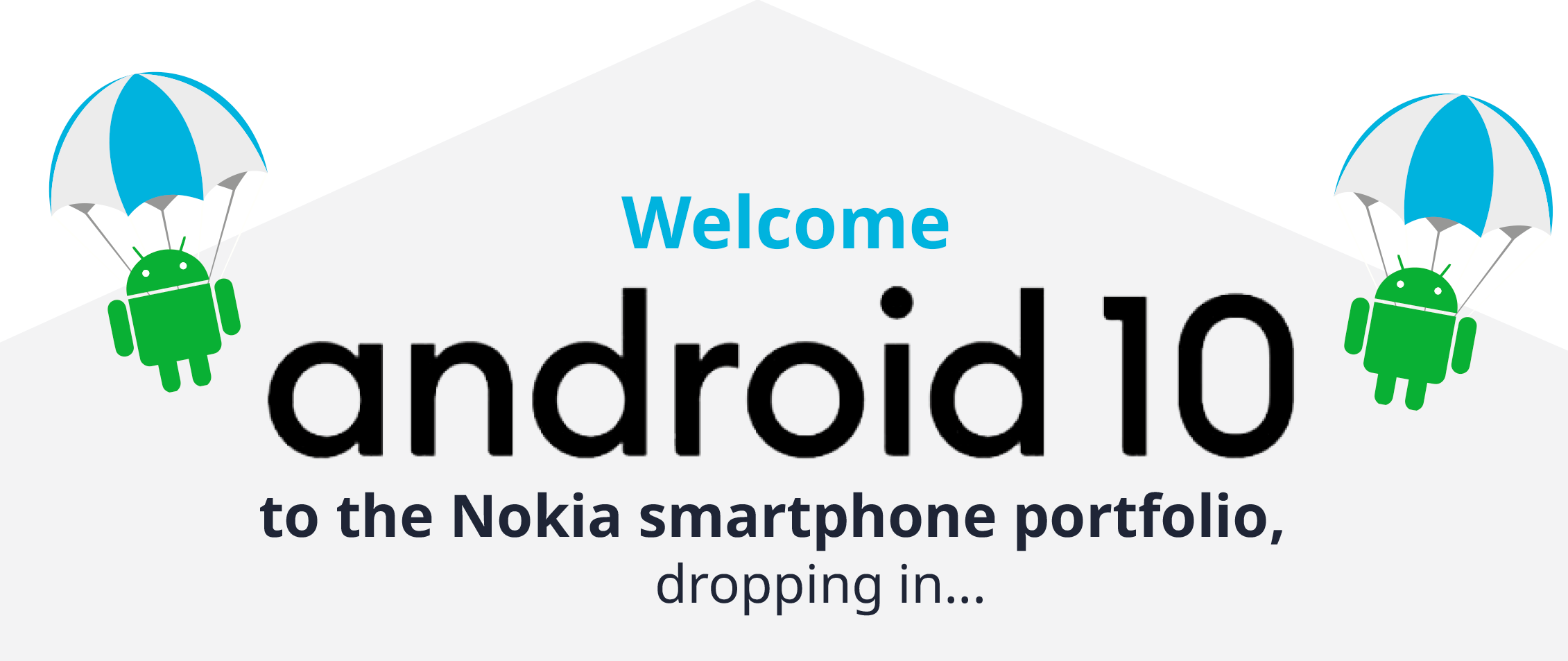 Nokia reveals its Android 10 update plans