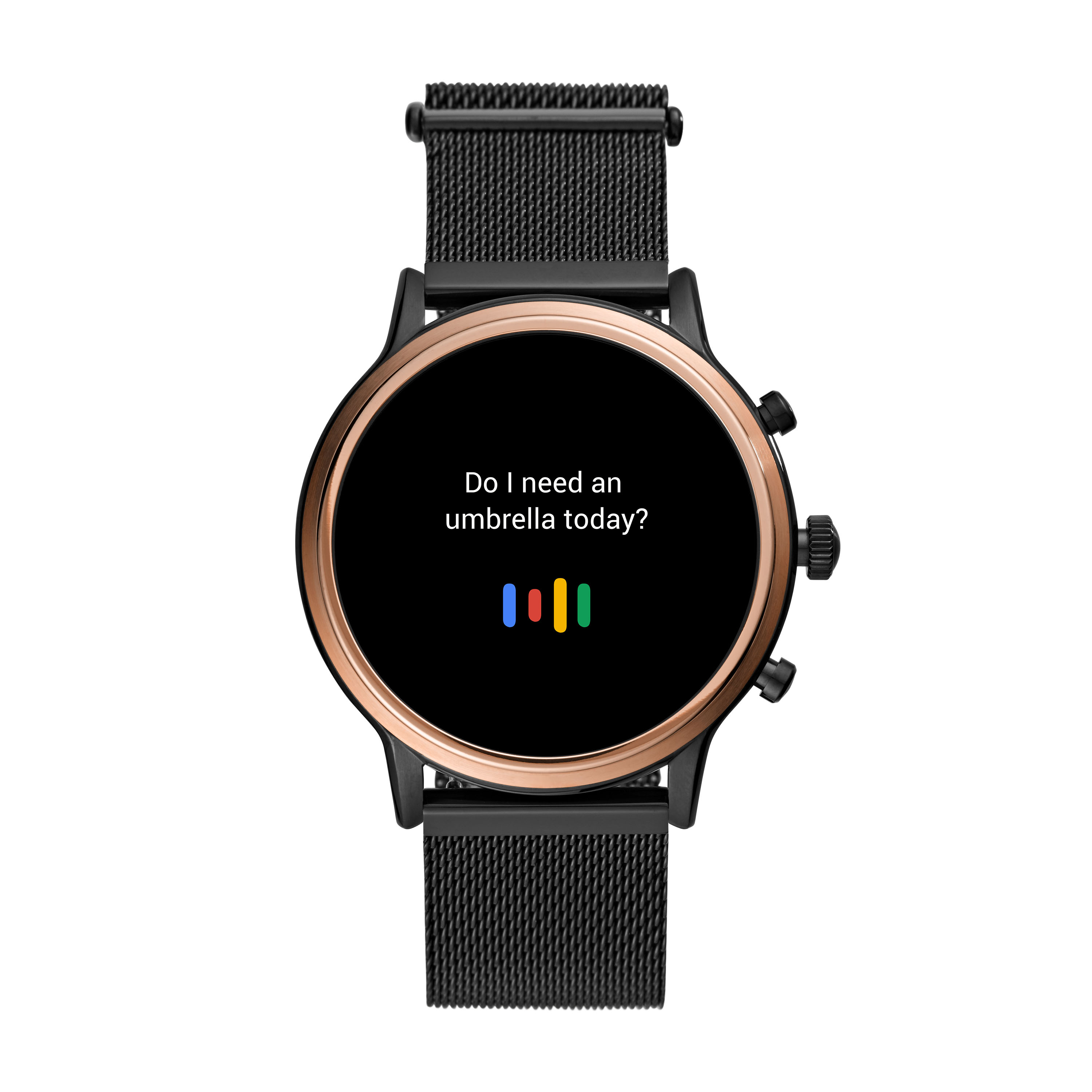 Fossil launches the next generation of smartwatches