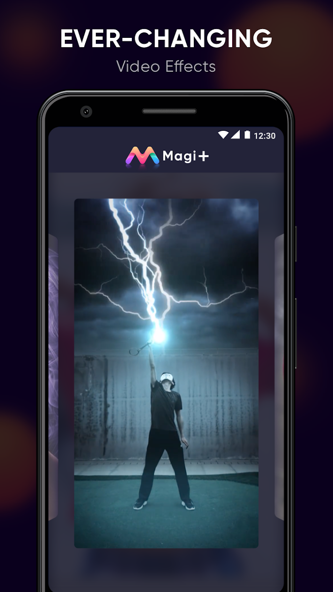 Star in your own Super Hero adventure with the help of Magi+