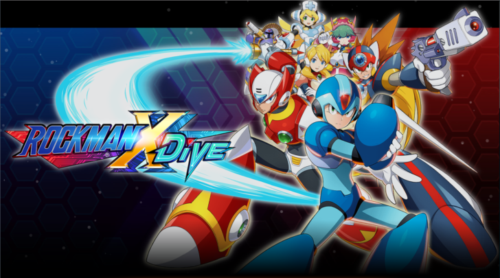 Mega Man X DiVE closed beta test starts August 23, and you