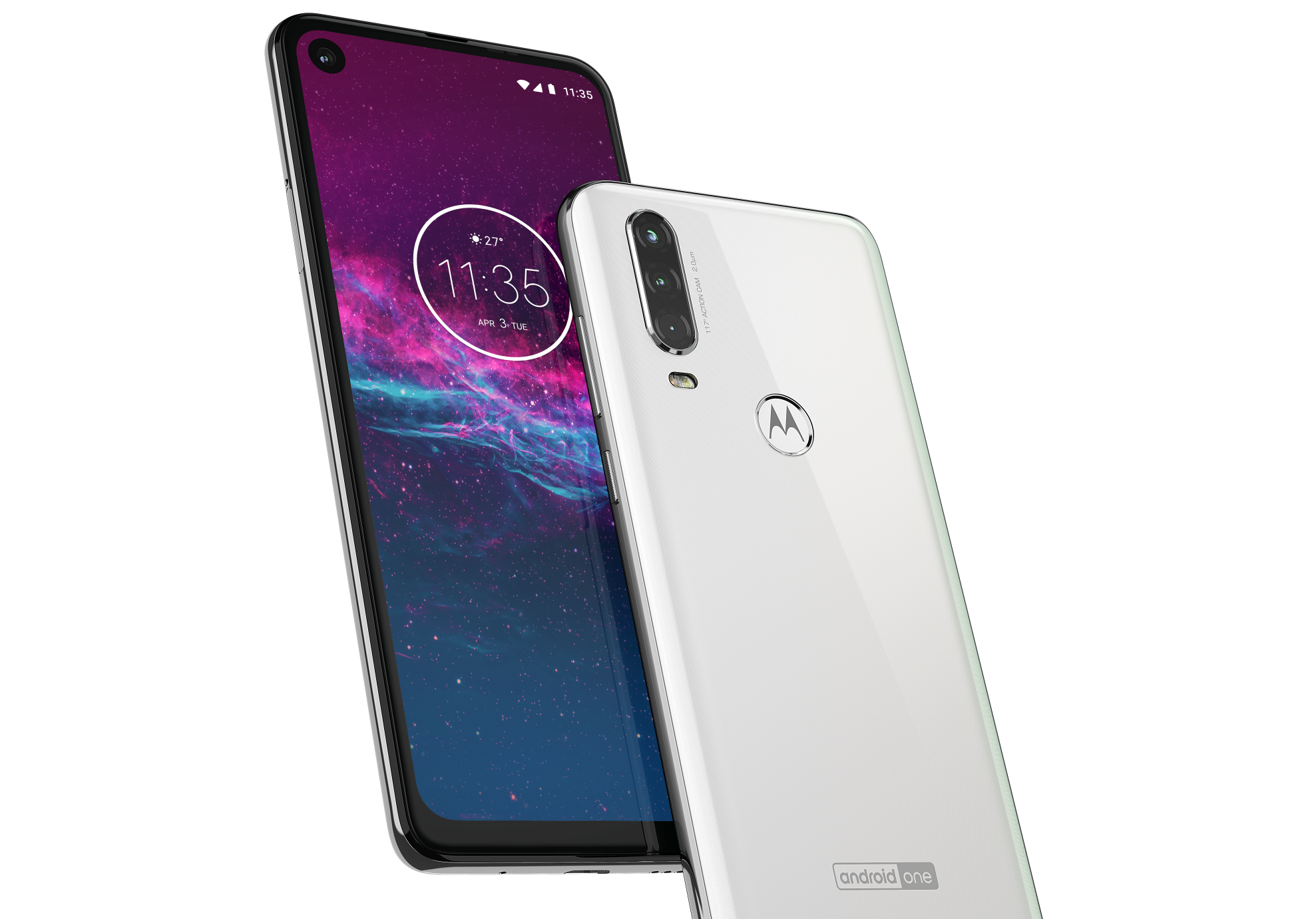 New Motorola One Action's ultra-wide-angle camera is out to kill vertical video