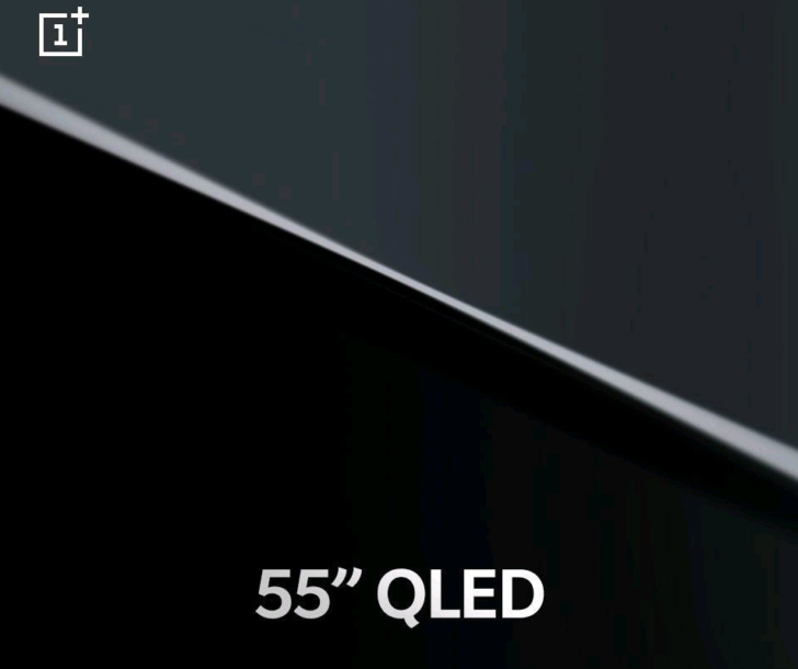 [Update: Remote] OnePlus TV will come in 55