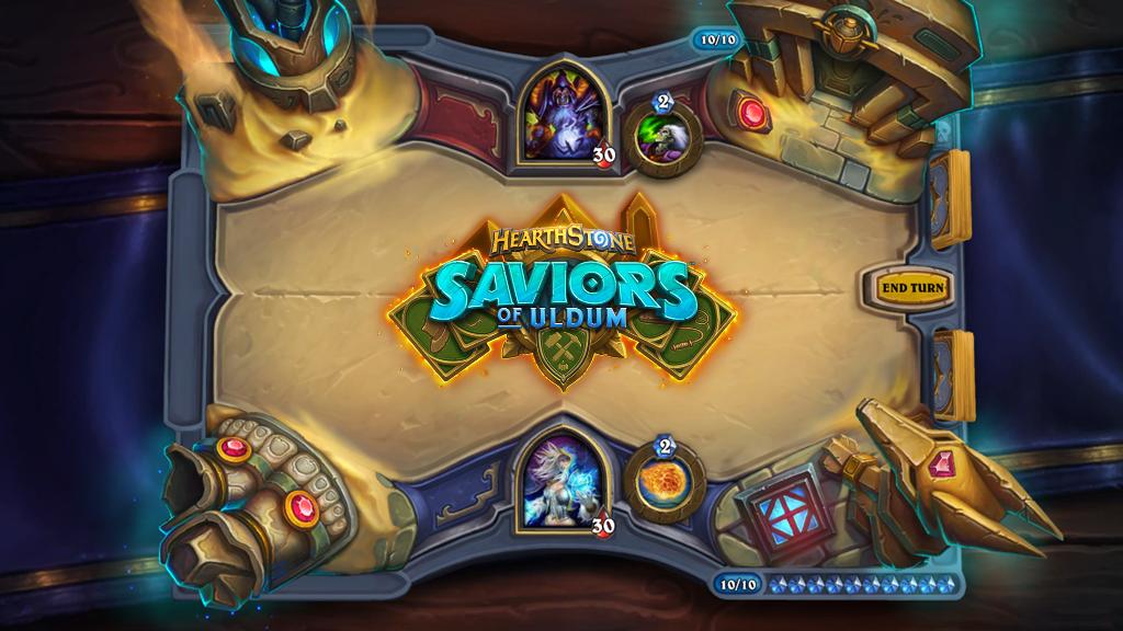 Saviors of Uldum is Hearthstone's second Year of the Dragon