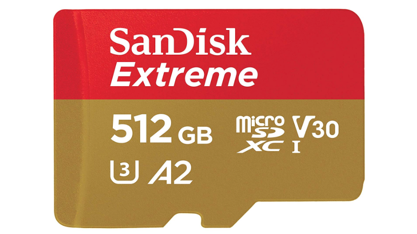 SanDisk 512GB Extreme microSD card falls to all-time low of $130 ($70 off) on Amazon
