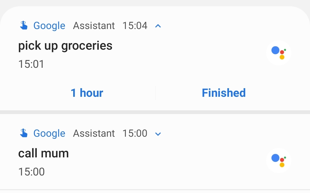 Google Assistant reminders get way more useful as notifications