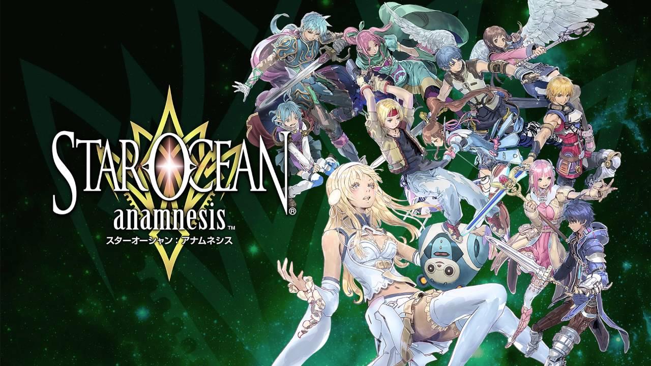 Square Enix will shut down Star Ocean: Anamnesis on November 5
