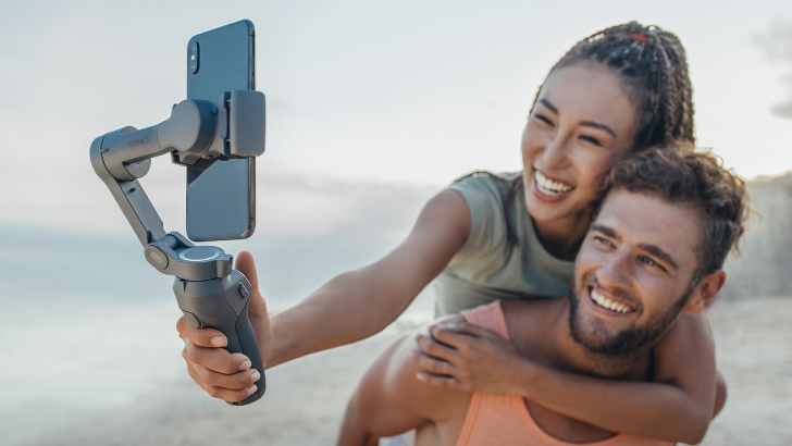 DJI's Valentine's Day sale makes cameras, gimbals, drones more appealing than a diamond ring