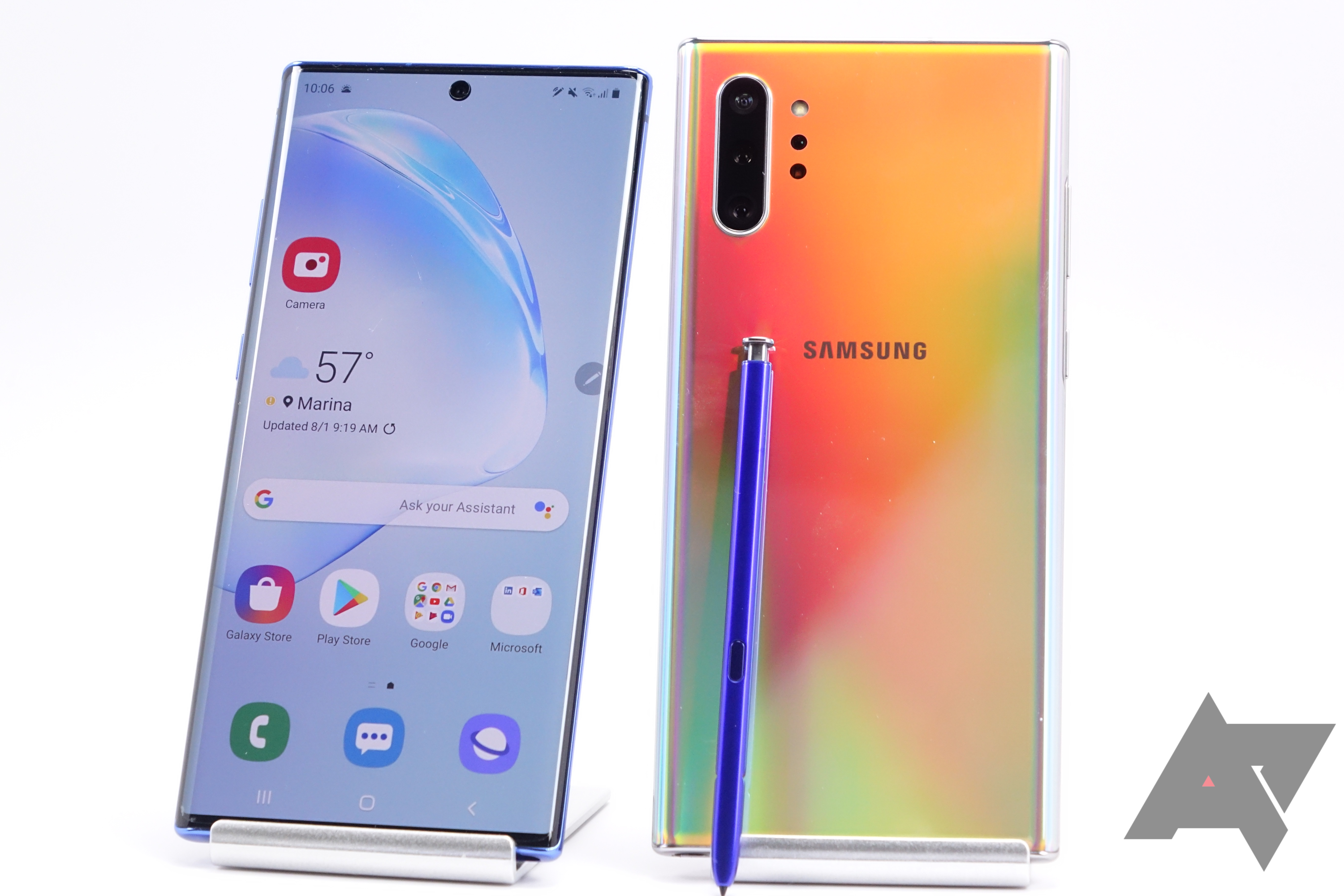 Samsung Galaxy Note10 arrives, officially available at most