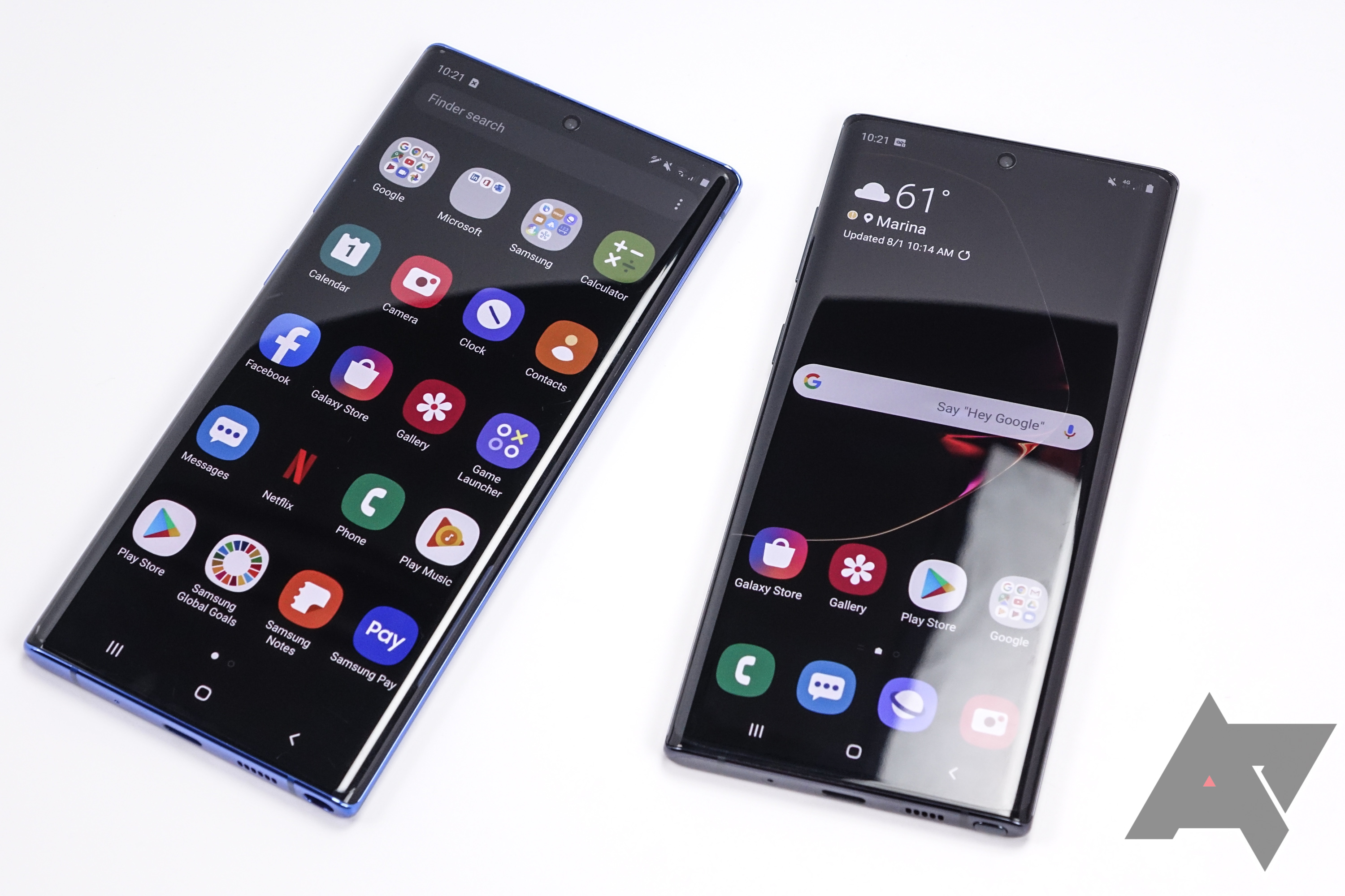 Stable Android 10 starts hitting the Galaxy Note10 and Note10+ (Update: Australia, Hong Kong, more)