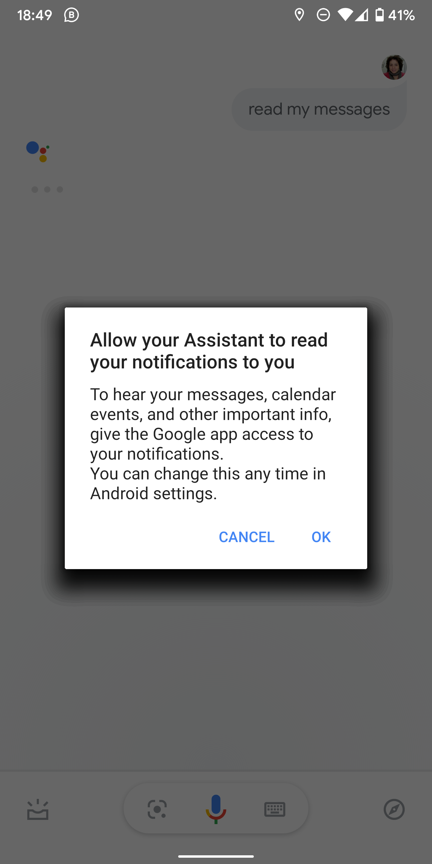 Google Assistant can now read and reply to messages from