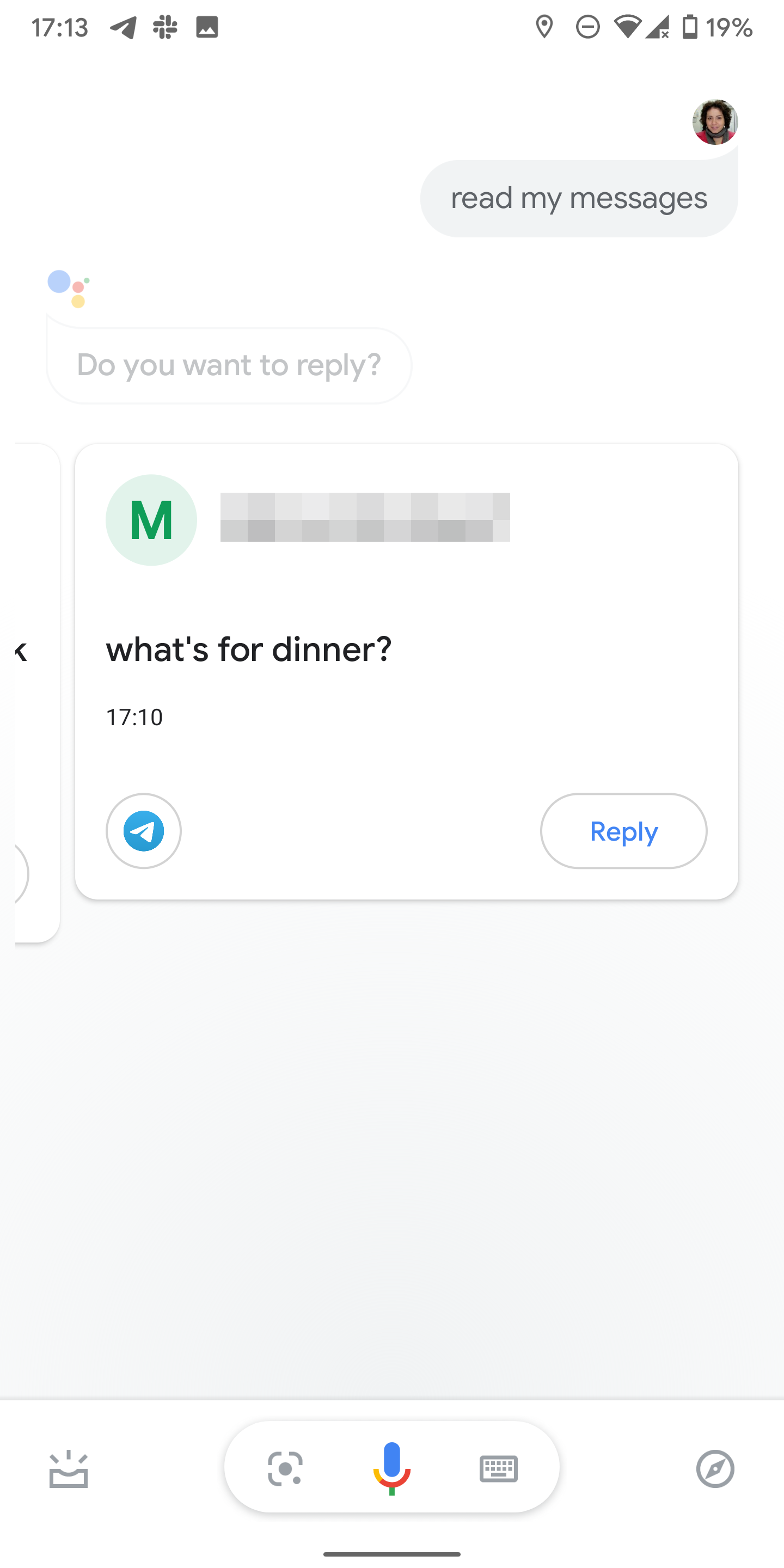 Google Assistant can now read and reply to messages from WhatsApp