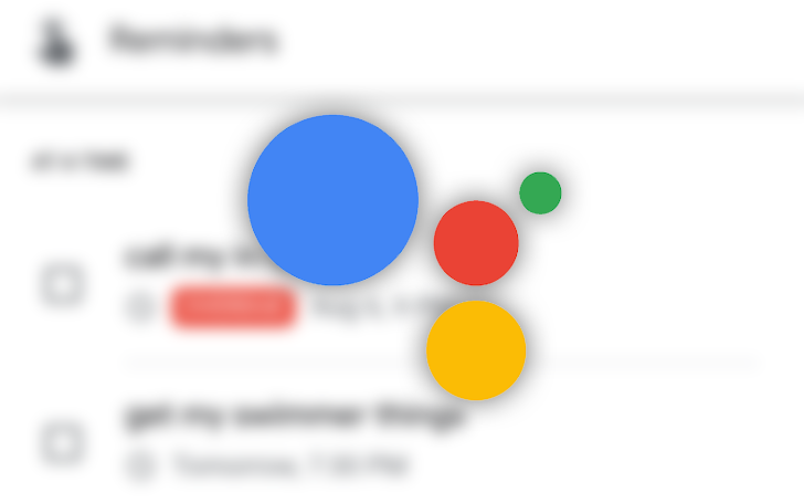 Google is forcing reminders to go through Assistant