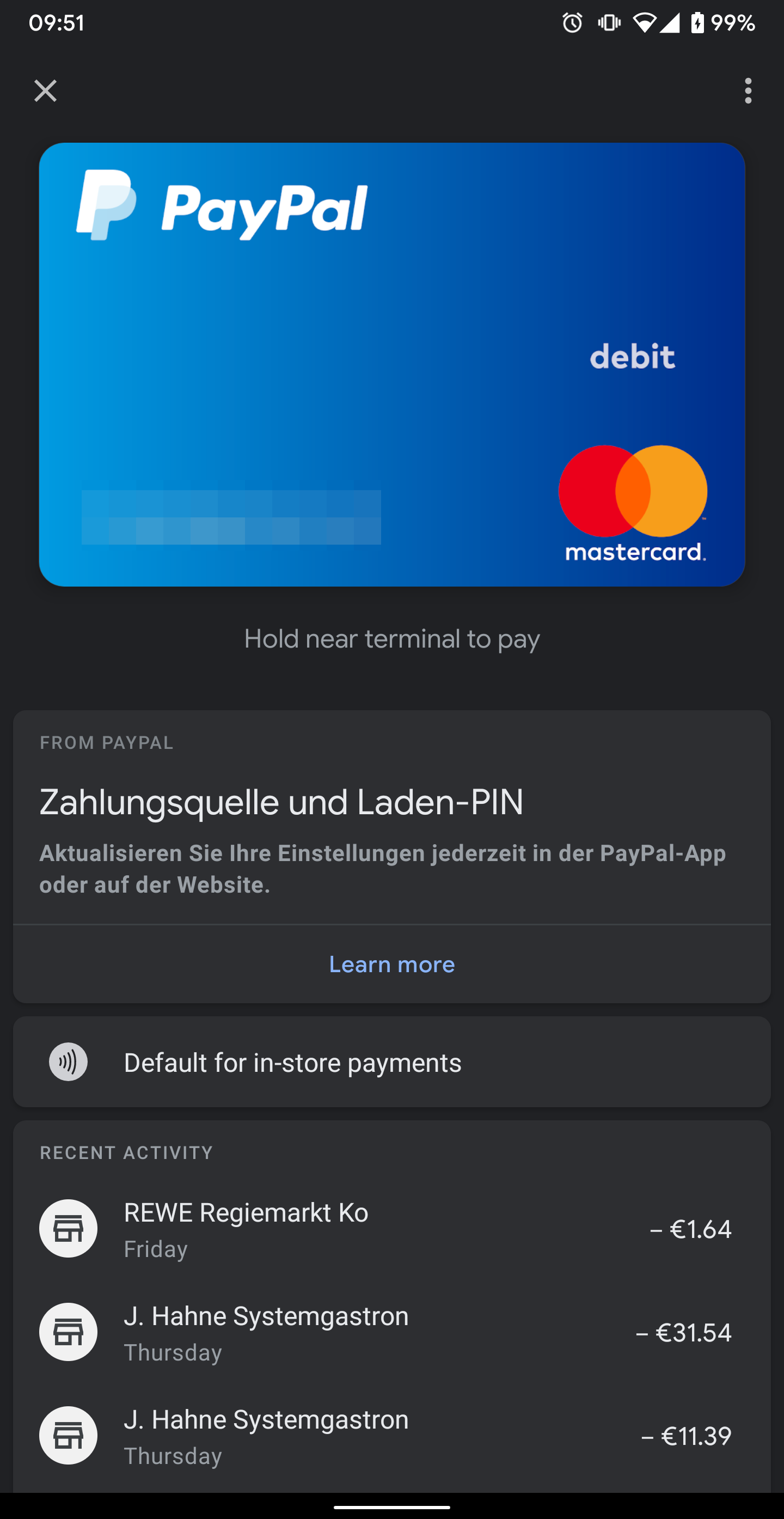 Google Pay 2 96 adds a dark mode [APK Download]