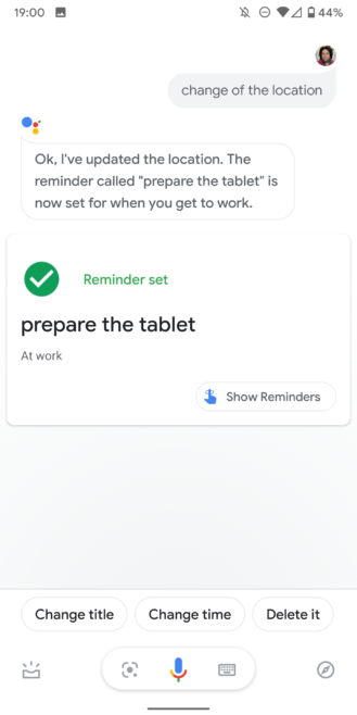 Update: Google clarifies] Google is forcing reminders to go